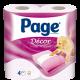 Page Toilet Papier   4 Rollen
